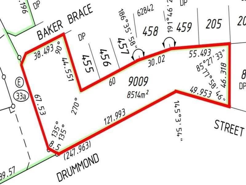 Lot 9006&9009, Gadsdon Pass & Drummond Street, Toodyay, WA 6566