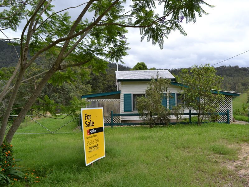 Lot 4 - 206 Upper Buckrabendinni Road, Buckra Bendinni, NSW 2449