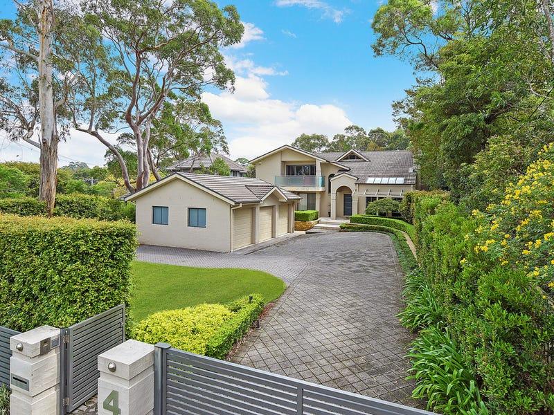 4 Miowera Road, Turramurra, NSW 2074