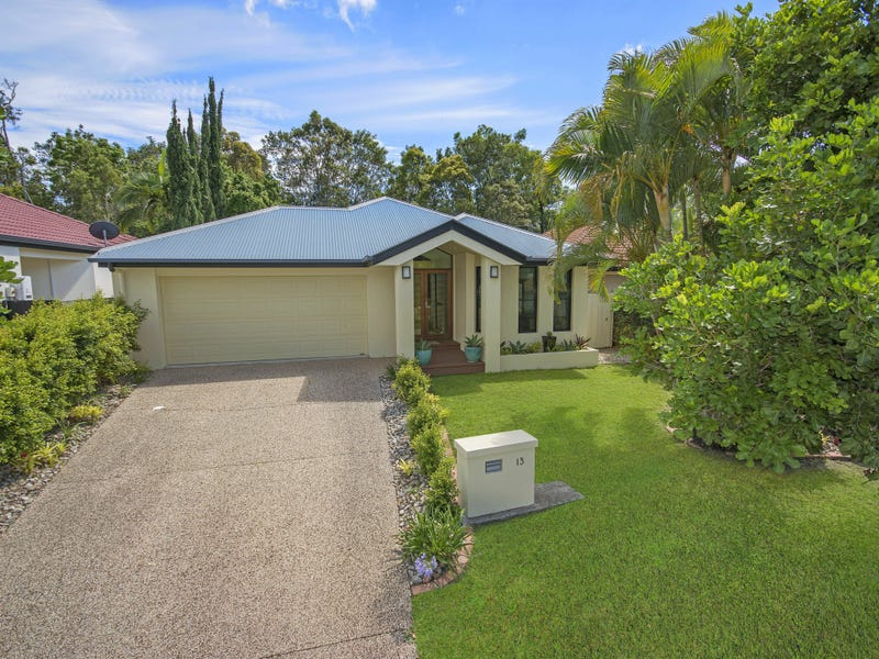 13 Cooloola Place, Twin Waters, Qld 4564