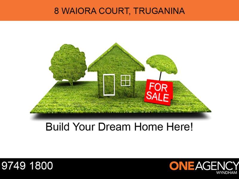 8 Waiora  Court, Truganina, Vic 3029