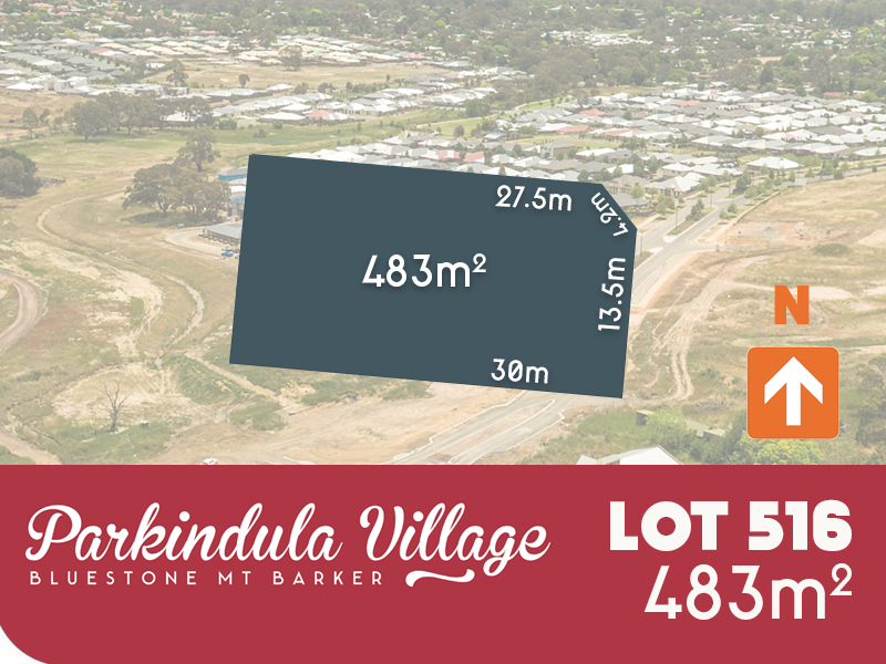 Lot 516, Richmond Drive, Mount Barker
