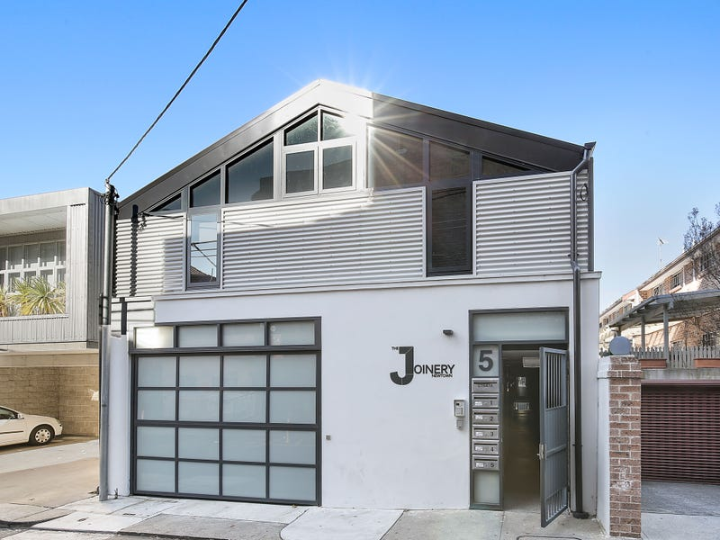 5/5 Pemell Lane, Newtown, NSW 2042