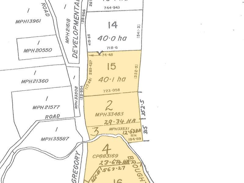 0 Broughton River Estate, Gregory Developmental Roa, Seventy Mile, Qld 4820