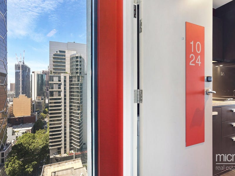 2410/181 ABeckett Street, Melbourne, Vic 3000