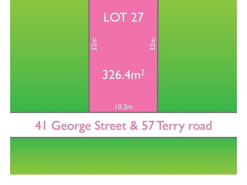 Lot 27, 41 George Street, Box Hill