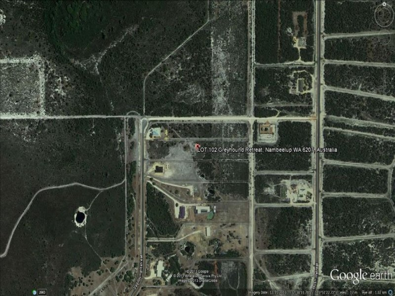 Lot 102 Greyhound Retreat, Nambeelup, WA 6207