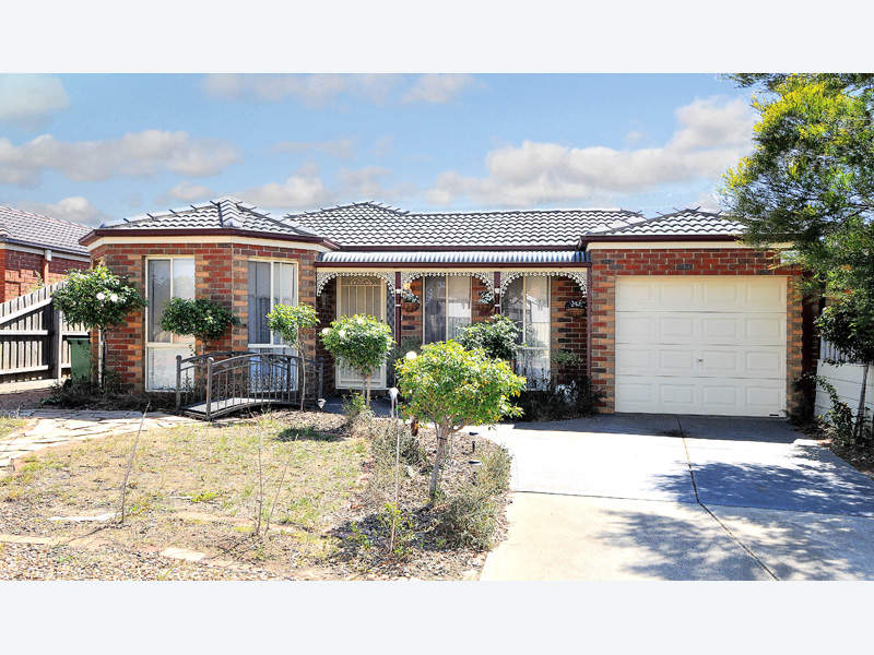 28 Caulfield Crescent, Roxburgh Park, Vic 3064