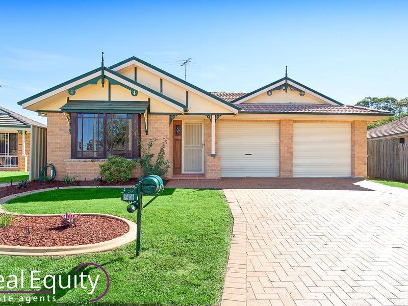 21 Lyndhurst Court, Wattle Grove, NSW 2173