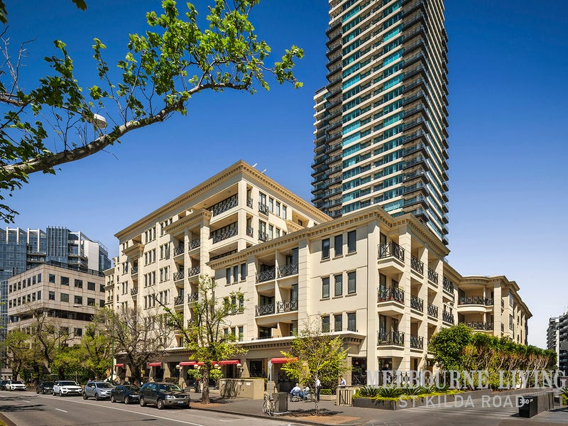 314/360 St Kilda Road, Melbourne, Vic 3004