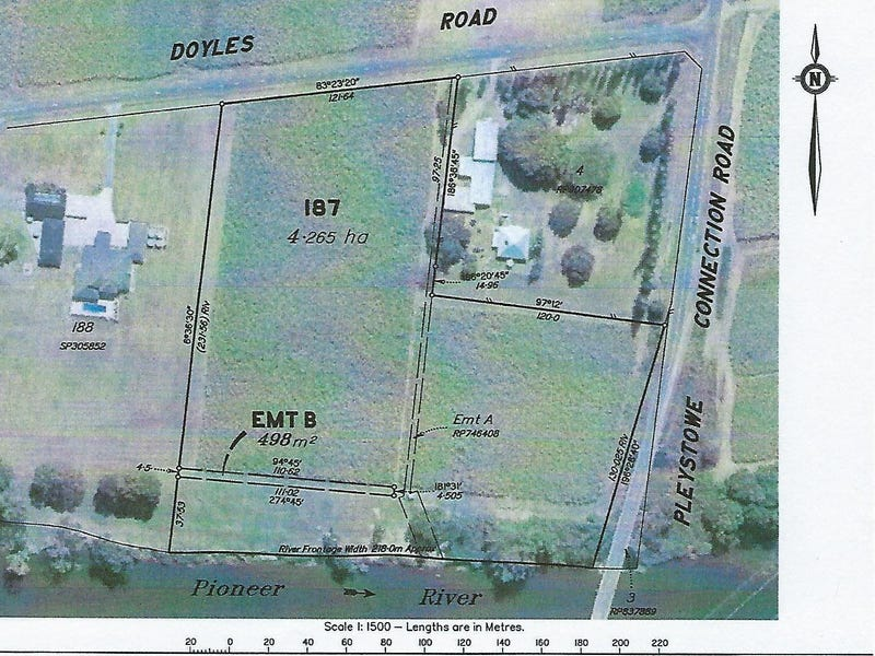 Lot 187 Doyles Road, Mackay, Qld 4740