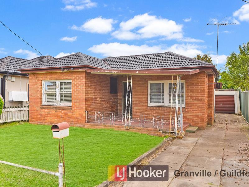 3 Adam Street, Guildford, NSW 2161