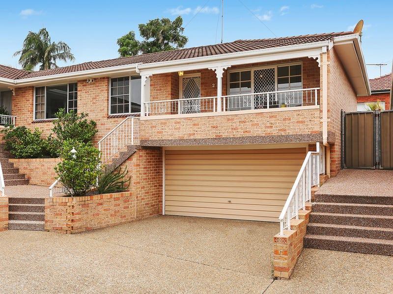 2/36 Clevedon Road, Hurstville, NSW 2220