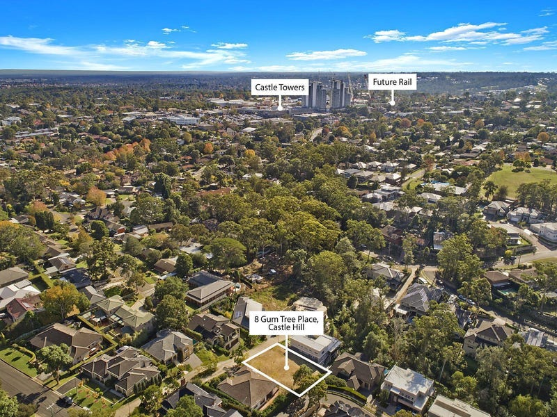 8 Gum Tree Place, Castle Hill, NSW 2154
