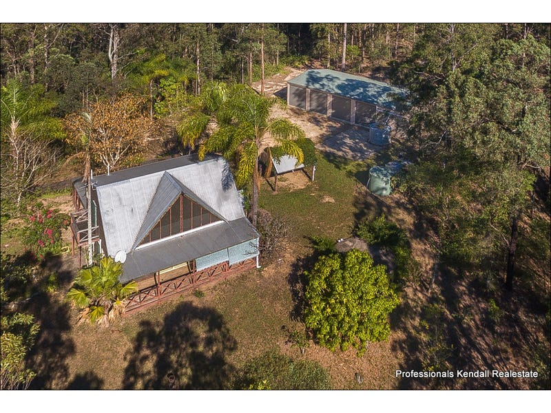 1 Tucker Lane, Canungra, Qld 4275