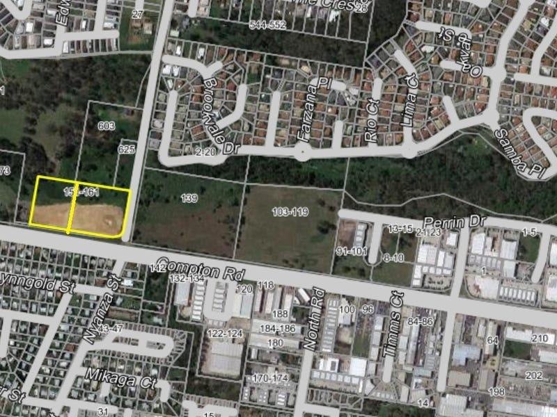 151 Compton Rd + 161 Compton Rd, Kuraby, Qld 4112