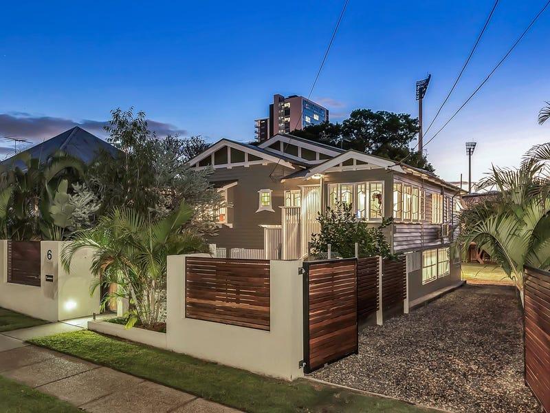 6 Potts Street, East Brisbane, Qld 4169