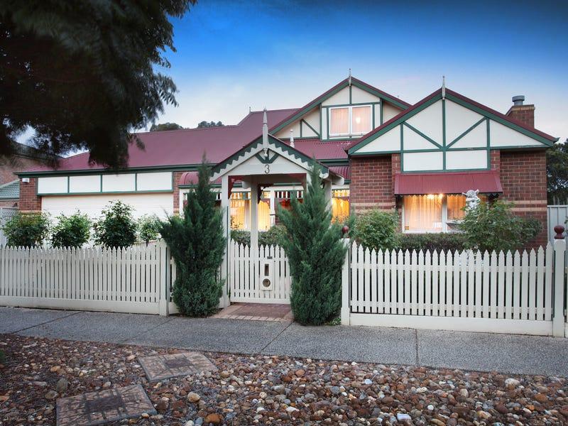 3 Wellington Place, Caroline Springs, Vic 3023