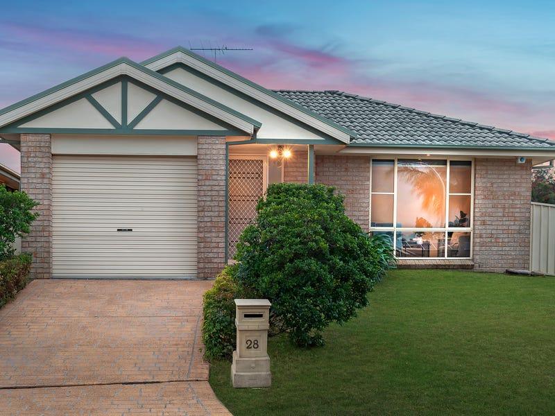 28 Mazari Grove, Stanhope Gardens, NSW 2768