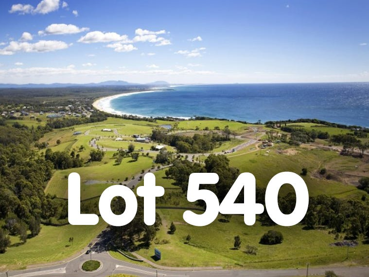 Lot 540, Lot 540 Maslin Close, Diamond Beach, NSW 2430