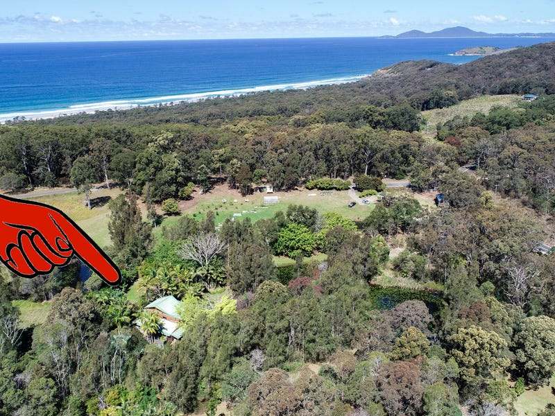 688  Grassy Head Road, Way Way, NSW 2447