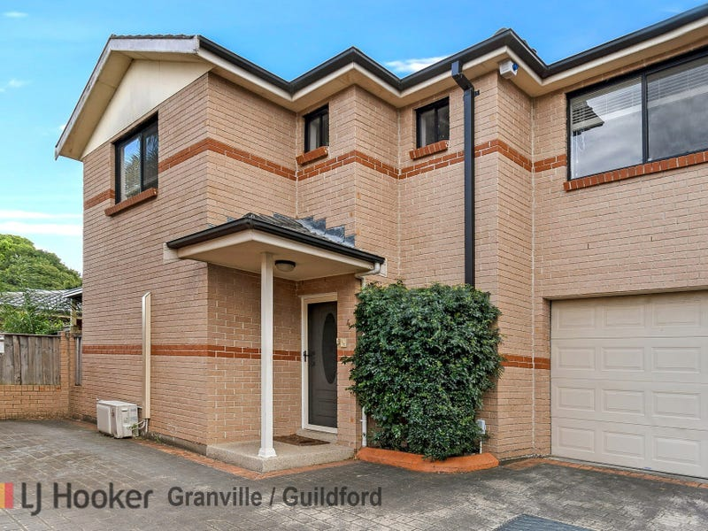 4/5-7 Constance Street, Guildford, NSW 2161