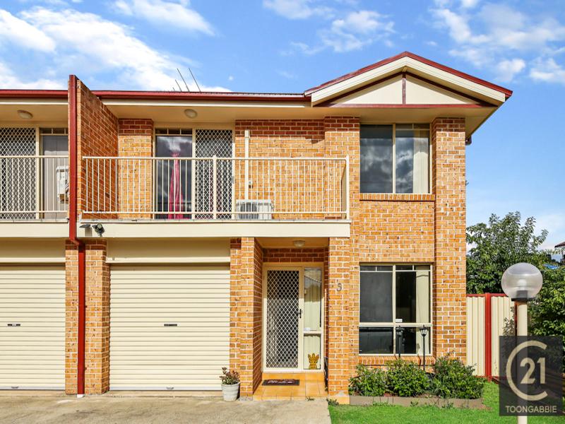 5/14-16 Marcia Street, Toongabbie, NSW 2146