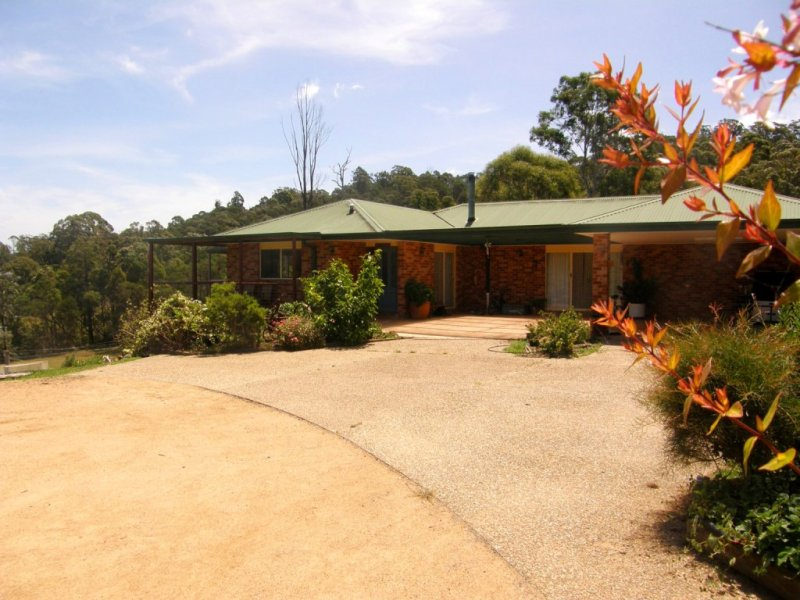 481 Myrtle Mountain Road, Wyndham, NSW 2550