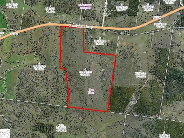 Lot 1 New England Highway, The Glen, Qld 4370