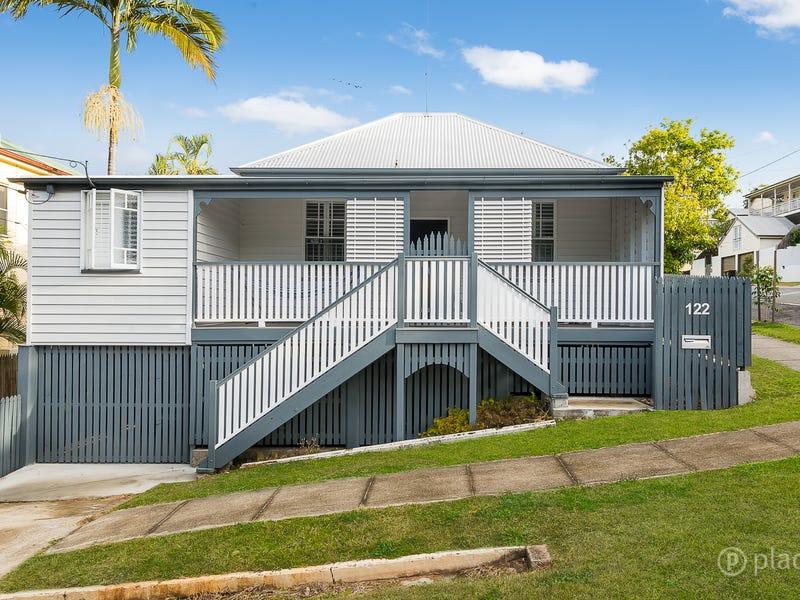 122 Lower Cairns Terrace, Paddington, Qld 4064