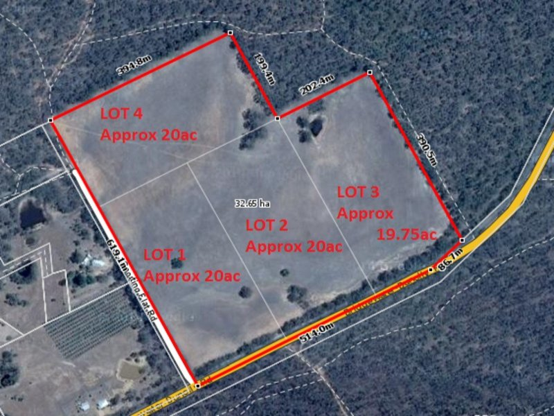 Lots, 1-4 Sporting Flat Road, Dunolly, Vic 3472
