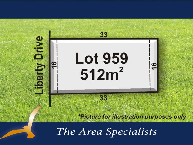 Lot 959 Liberty Drive, Sanctuary Lakes, Vic 3030