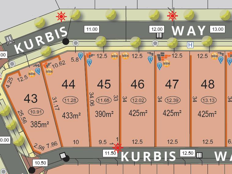 Lot 45, Kurbis Way, Wellard, WA 6170