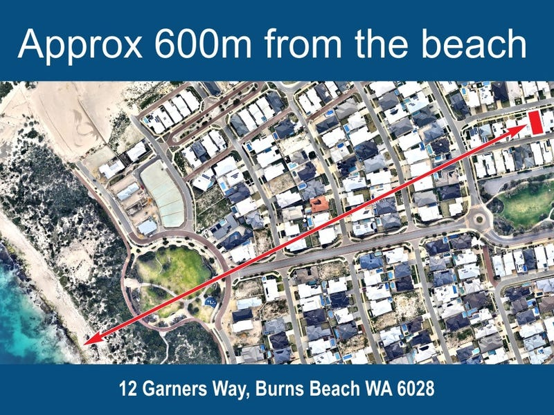 12 Garners Way, Burns Beach, WA 6028
