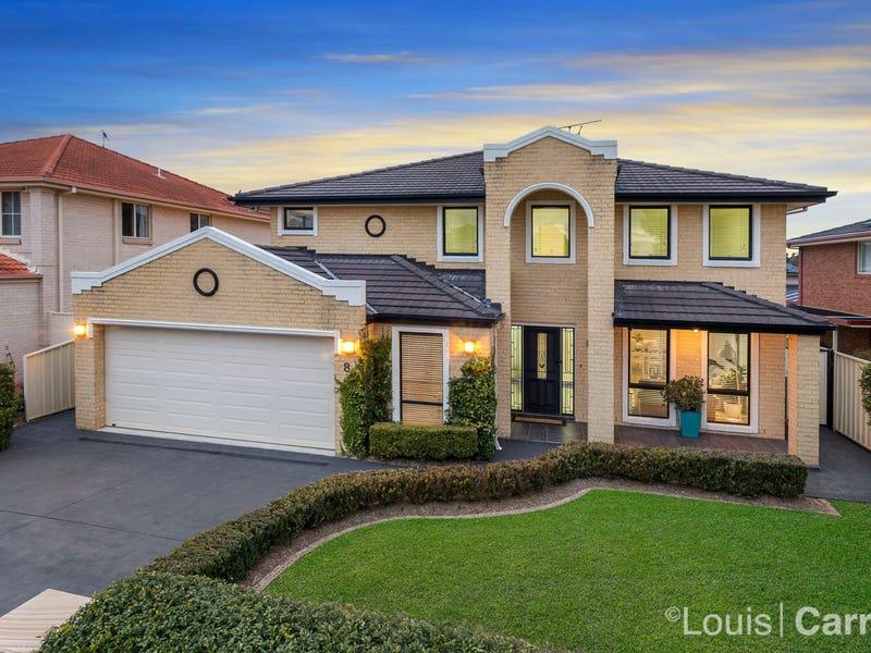 8 Wellington Avenue, Kellyville, NSW 2155