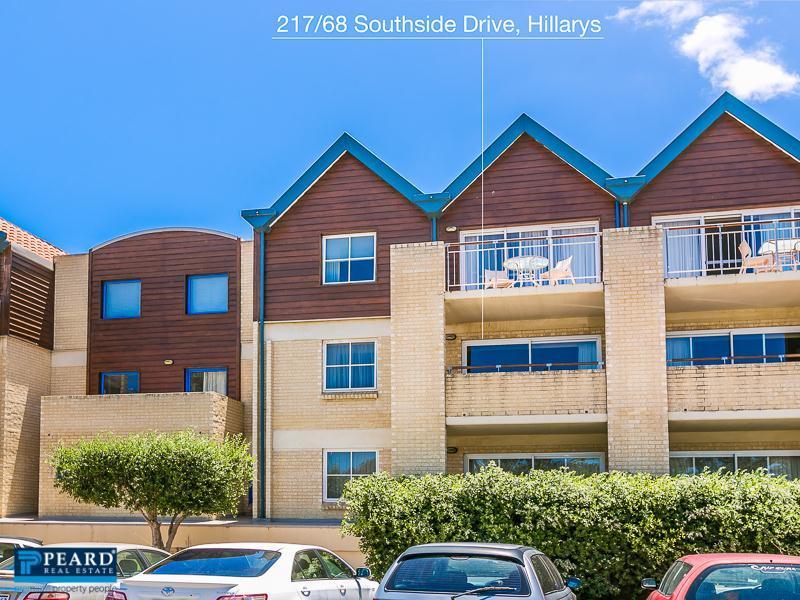 217/68 Southside  Drive, Hillarys, WA 6025