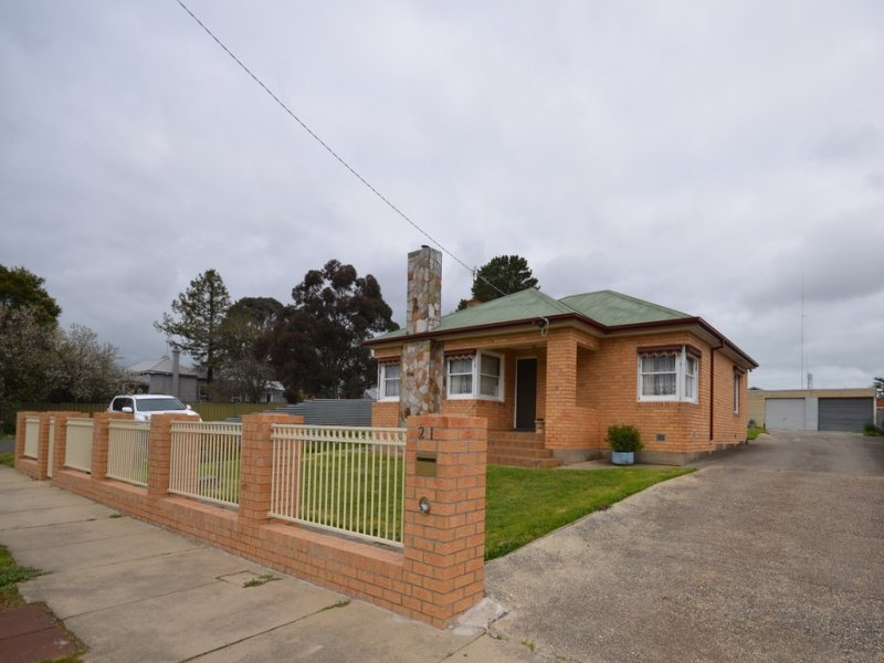 21 Willoby Street, Beaufort, Vic 3373