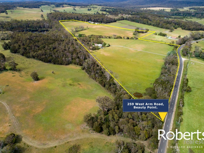 259 West Arm Road, Beauty Point, Tas 7270