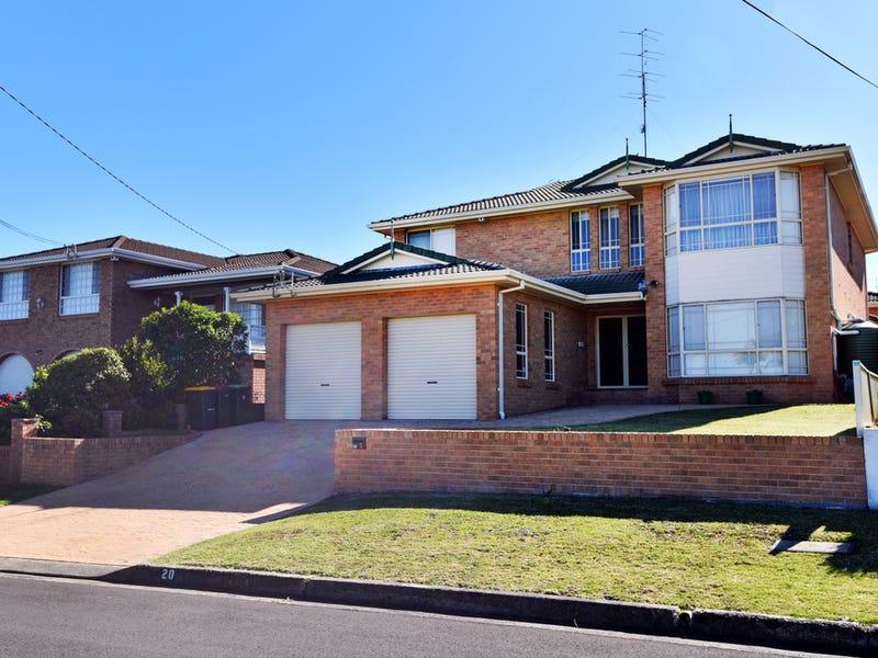 20 Phillip Crescent, Barrack Heights, NSW 2528