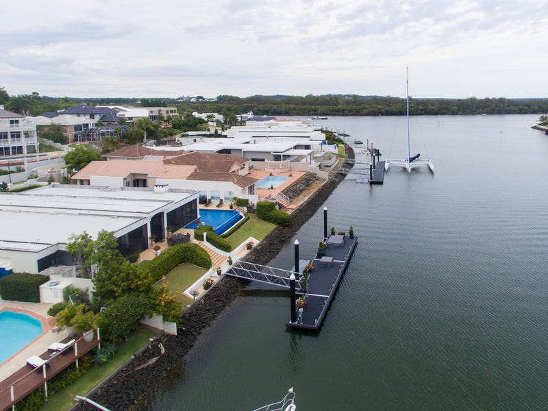 5809 Clearwater Crescent, Sanctuary Cove, Qld 4212