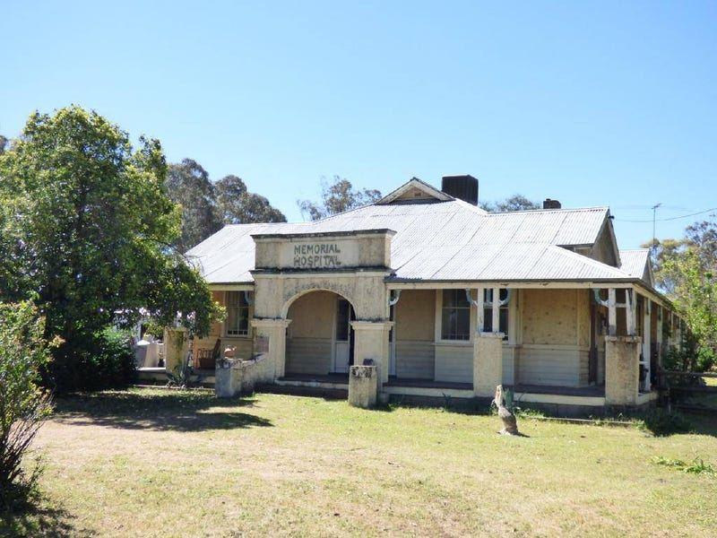 2 O'Brien Street, Stockinbingal, NSW 2725