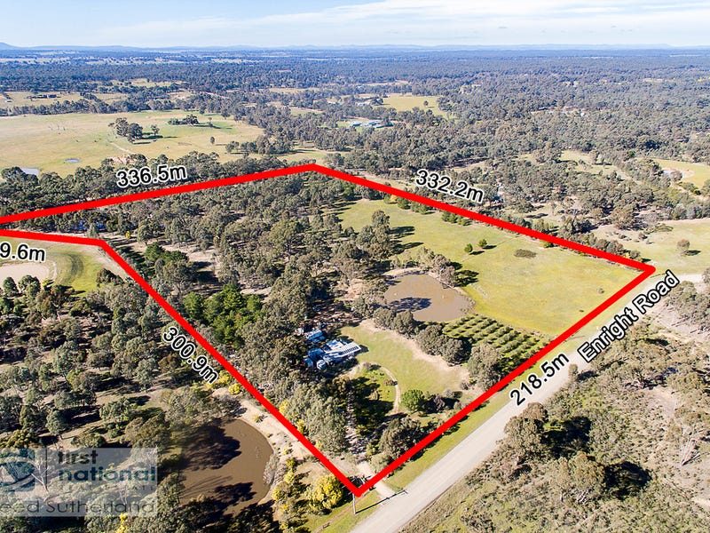 Lot 9 Enright Road, Eppalock, Vic 3551