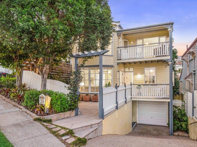 39 Upper Cairns Terrace, Paddington, Qld 4064