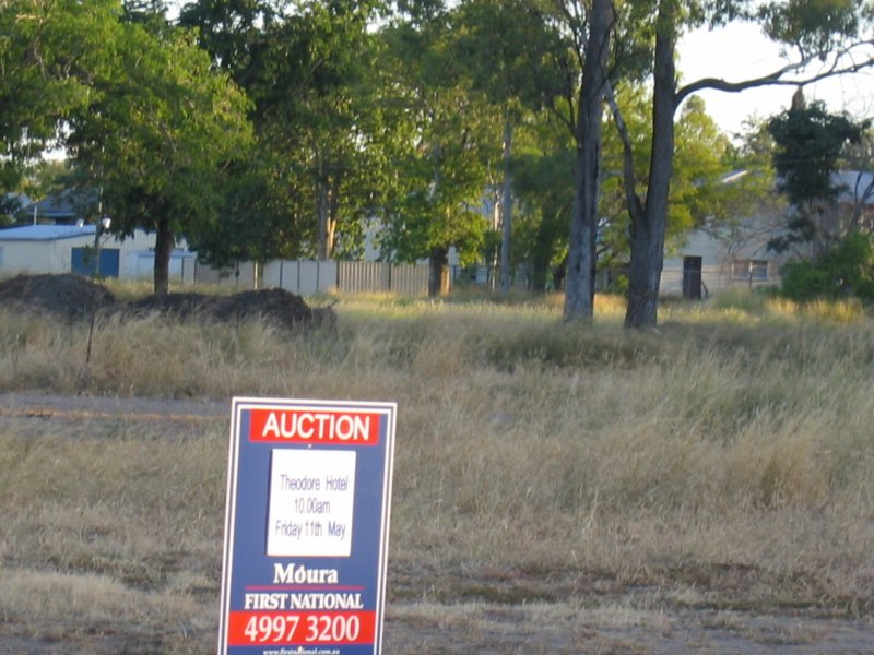 Lot 15, Ninth Avenue, Theodore, Qld 4719