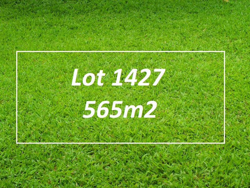 Lot 1427, Rothwell, Tarneit, Vic 3029