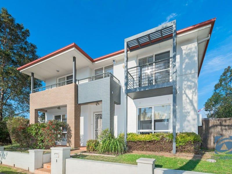 1 Midlands Terrace, Stanhope Gardens, NSW 2768