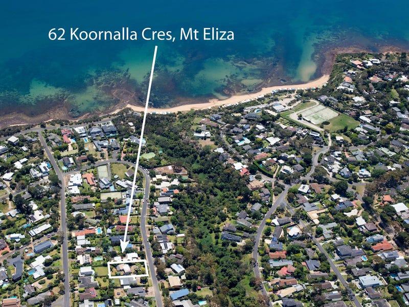 62 Koornalla Crescent, Mount Eliza, Vic 3930