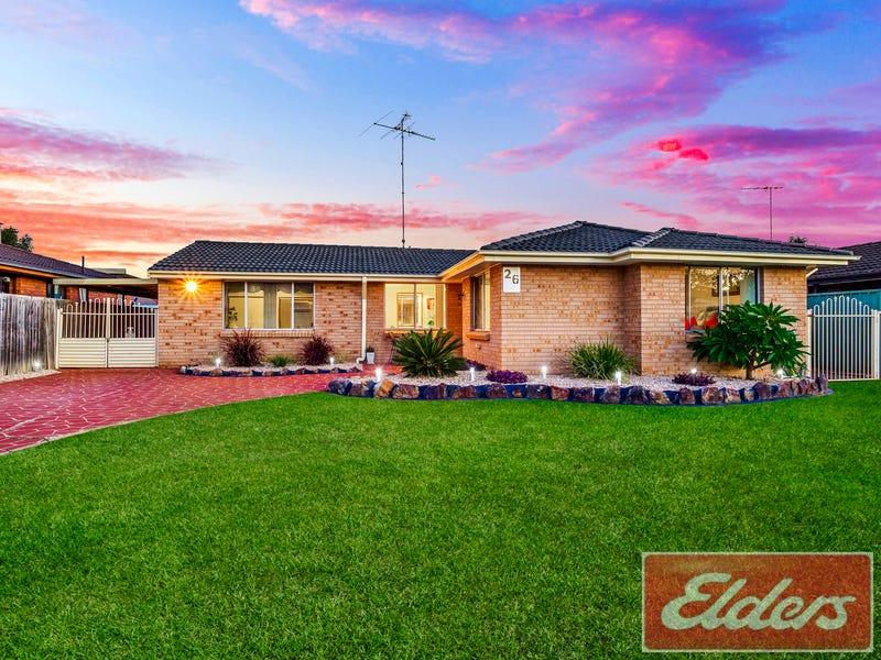 26 Palena Crescent, St Clair, NSW 2759