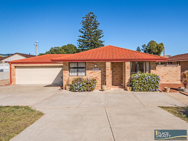 21A Coventry Road, Shoalwater, WA 6169