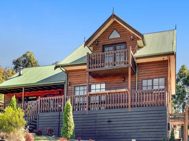 22 Alpine Ridge, Merrijig, Vic 3723